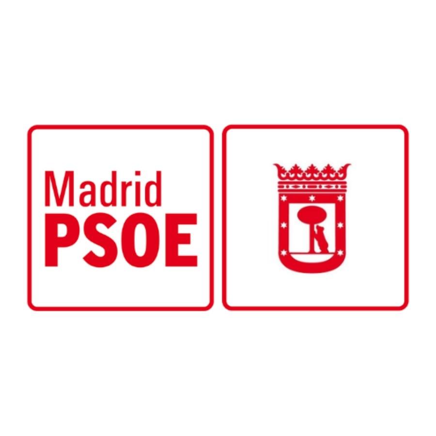 Logo PSOE Ayuntamiento Madrid